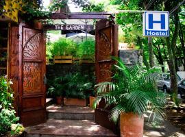 藍調花園旅舍