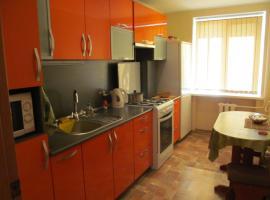 Apartment na Yasinskogo, Maladzyechna (Komaryshki yakınında)
