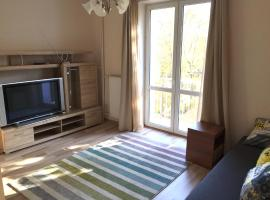 2 Room Apt with Park View