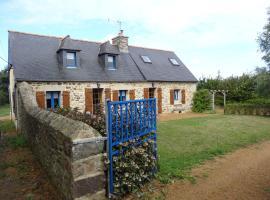 Maison des Hortensias, Лезардриё (рядом с городом Pleumeur-Gautier)