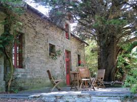 Cottage du Manoir de Trégaray, Sixt-sur-Aff (рядом с городом Курнон)
