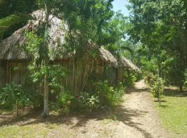 Clarissa Falls Resort, San Ignacio (San Jose Succotz yakınında)