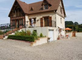 Chambres d'Hôtes de Boudeville, Boudeville (рядом с городом Berville)
