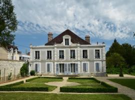 Hotel Particulier La Gobine, Joigny (рядом с городом Armeau)