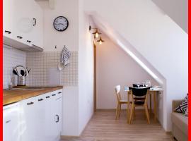 Studio Apartment in Center Burgas