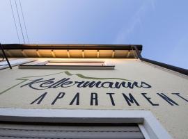 Kellermanns-Apartment, Memmingen (Niederrieden yakınında)
