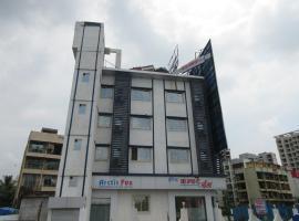 Hotel Nirsukh Palace, Нави Мумбаи (рядом с городом Koparpāda)