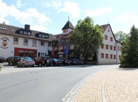 Wirtshaus & Hotel Goldener Greif, Edelsfeld (Vilseck yakınında)