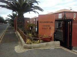 Duplex Costa Golf II, Costa de Antigua (El Matorral yakınında)