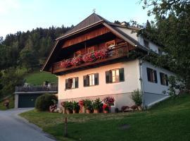 Bauernhof Lackner Zenz in Hollerbach