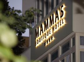 Mamma´s Boutique Hotel, Poděbrady