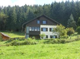 Ferienwohnung Ringdorfer, Öblarn (Strimitzen yakınında)