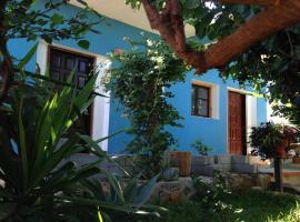 Il Giardino di Abdeslam, Oued Laou