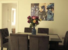 Pinnacle Residences- Vesta apartments