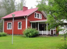 Villa Kuusijärvi, Lankojärvi (рядом с городом Turtola)