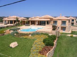 Luxurious Villas in Petrothalassa