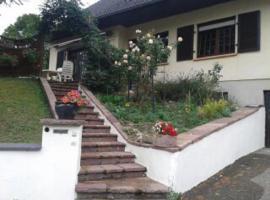 B&B Ma Maison Hautes Vosges, Ranspach (рядом с городом Storckensohn)