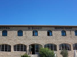 Hôtel Le Manoir, Апт (рядом с городом Гарга)