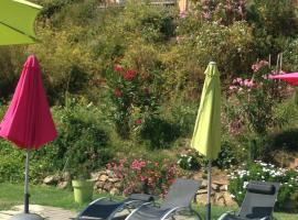 Gite Domaine U Bugnu, Vico (рядом с городом Letia)
