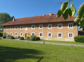 Hoellerhof, Sankt Marien (Allhaming yakınında)