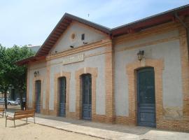Cassà Apartment, Cassà de la Selva (Santa Pellaya yakınında)