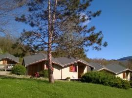 Village de Vacances Les 4 Chemins, Soueix
