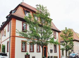 Weingut & Gästehaus Gebrüder Müller, Iphofen (Markt Einersheim yakınında)