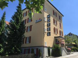 Hotel Sporting, Sanktgallene