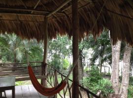 Ecolodge El Sombrero, Laguna Yaxha
