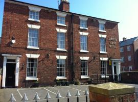 Abbots Mead Hotel, Shrewsbury