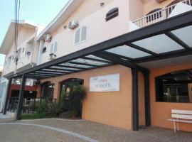 Hotel Nossotel, Santa Bárbara d'Oeste (Jardim Europa yakınında)