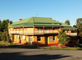 Settlers Arms Hotel, Dungog