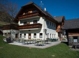 Berggasthof Zierer, Liezen (Selzthal yakınında)