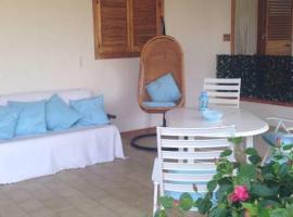 Blue House, Punta Secca (Villaggio Azzurro yakınında)