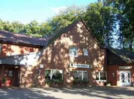 Hotel-Gasthaus Burmester, Heidenau (Hollenstedt yakınında)