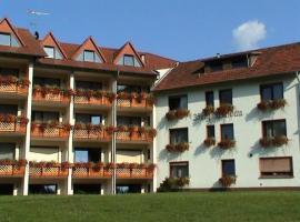 Hotel Burg Waldau, Grasellenbach