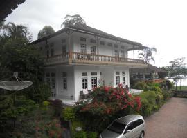 Hotel Surya, Кинтамани (рядом с городом Кубупенлокан)