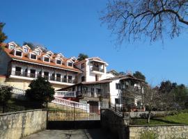 Hotel Solatorre, Comillas (El Tejo yakınında)