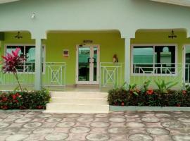 Kwamo Executive Lodge, Anwumaso (рядом с городом Ochirikrom)