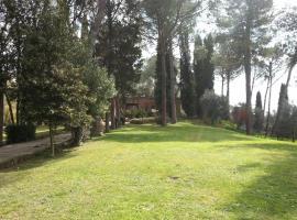 Villa Isola Farnese Parco Di Veio, Isola Farnese