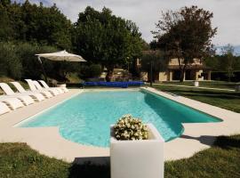 Villa Anna Heated Pool, Sant'Ippolito (Sorbolongo yakınında)