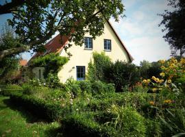 Ferienhaus Kastanie, Klein Siemen (Gerdshagen yakınında)