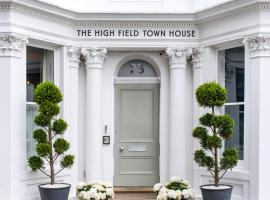 The High Field Town House, Birmingham