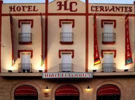 Hotel Cervantes, Zafra (Los Santos de Maimona yakınında)