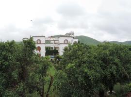 Hotel Sanctuary Resort, Sawāi Mādhopur (рядом с городом Alīgarh)
