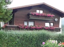 Ferienwohnung Schautzgy, Reutte (Musau yakınında)