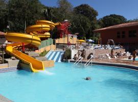 Hotel Mato Grosso Águas Quentes, Sucuri