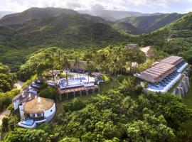 Casa Bonita Tropical Lodge, Santa Cruz de Barahona (Arroyo Seco yakınında)