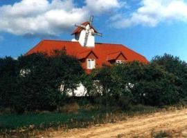 Hotel garni Zur Mühle, Angermünde