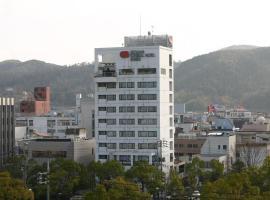 Tsuyama Central Hotel Annex, Tsuyama (Kumenan yakınında)
